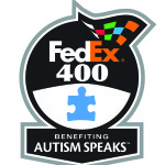 13. FedEx 400 Benefiting Autism Speaks
