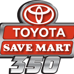 16. Toyota / Save Mart 350