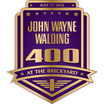 20. The John Wayne Walding 400