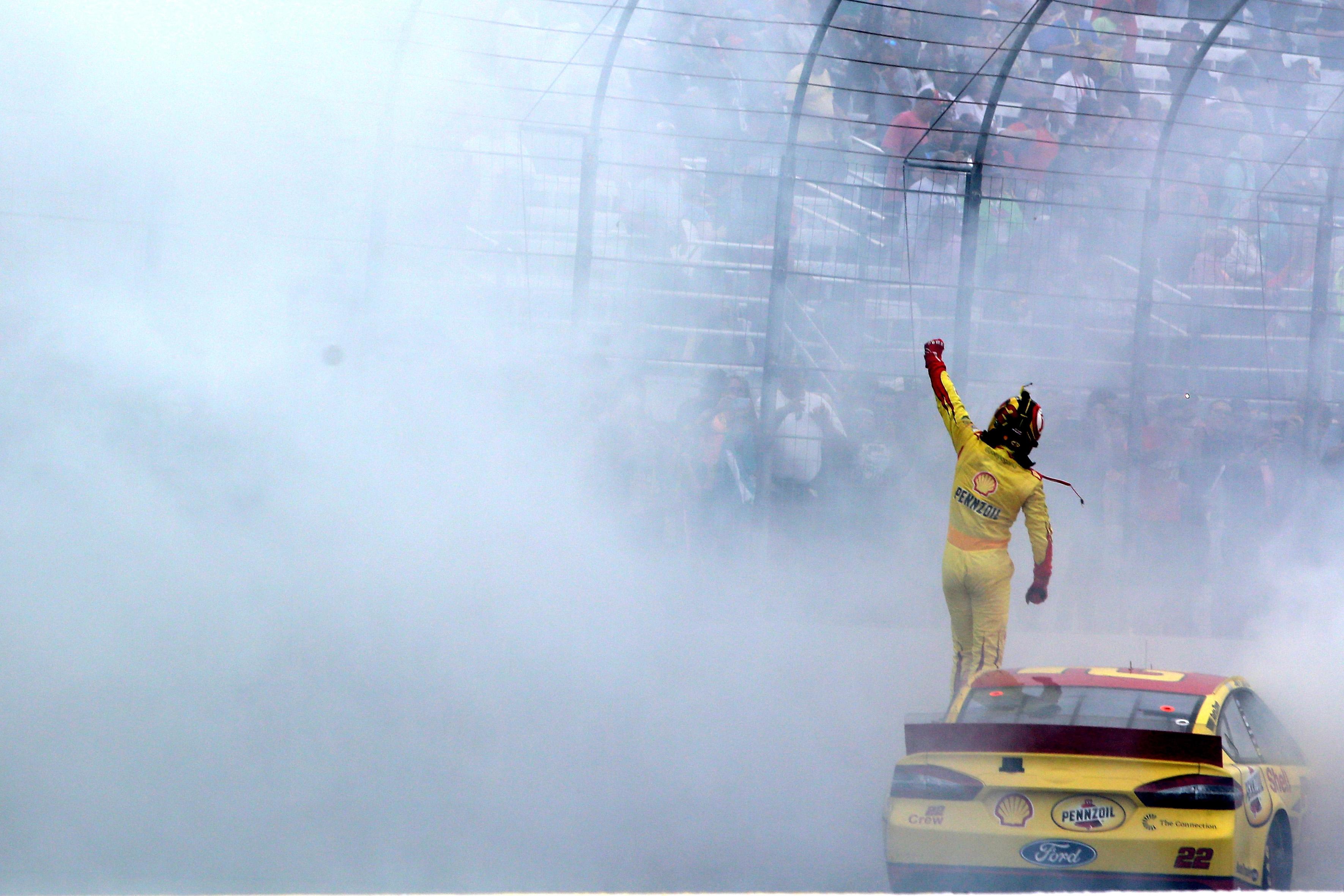 Vítěz Logano