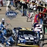Pit Stop v NASCAR