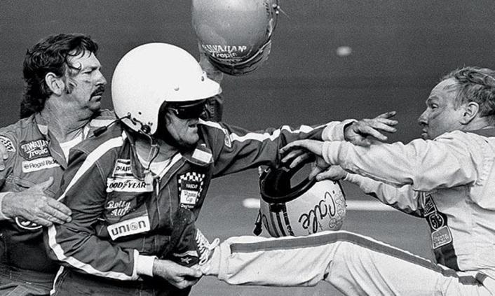 1979-daytona-500-fight1