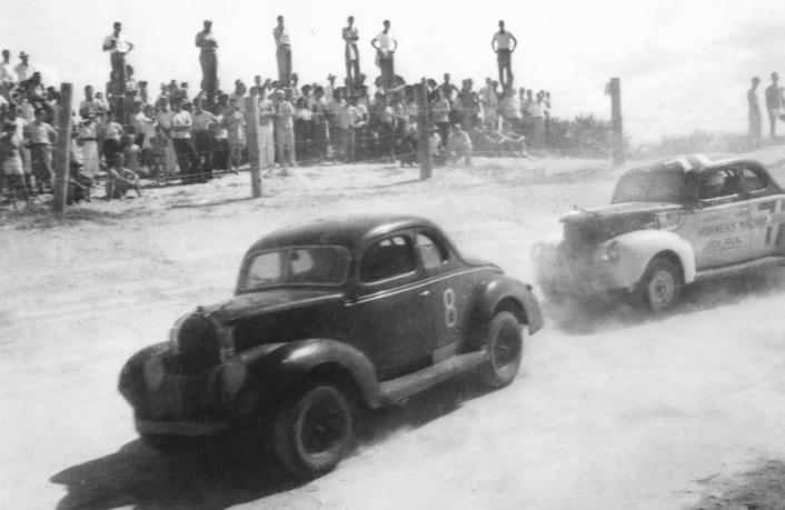 1948 NASCAR race on Daytona Beach