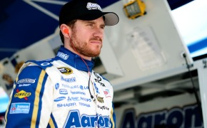 2012 Bristol March NSCS Practice Brian Vickers