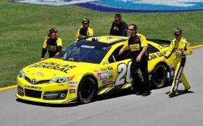 NASCAR toyota matt kenseth NASCAR LIVE