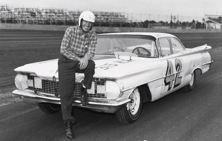 Daytona 1959 lee petty
