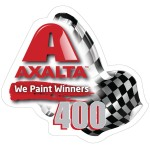 14. Axalta 'we paint winners' 400