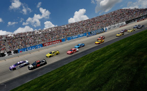 NASCAR Sprint Cup Series FedEx 400 Benefiting Autism Speaks