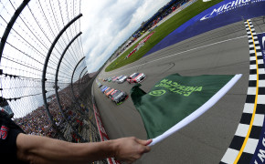 NASCAR Sprint Cup Series Quicken Loans 400