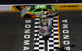 NASCAR Sprint Cup Series Toyota/Save Mart 350