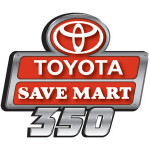 16. Toyota Save Mart 350