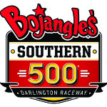 25. Bojangles Southern 500