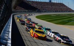 NASCAR Sprint Cup Series myAFibRisk.com 400 by Janssen