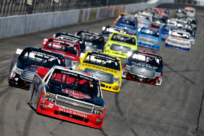 NASCAR Camping World Truck Series UNOH 175