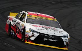 NASCAR Sprint Cup Series Sylvania 300 - Edwards - New Hampshire