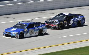 2015 NASCAR Talladega