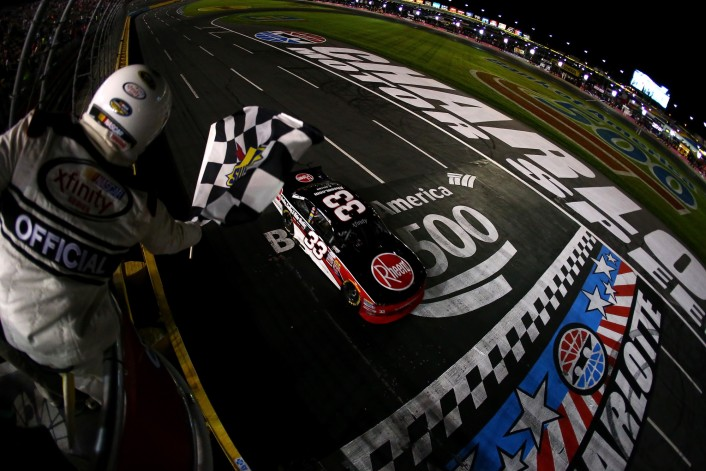NASCAR XFINITY Series Drive for the Cure 300