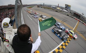 NASCAR Sprint Cup Series CampingWorld.com 500
