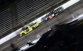 NASCAR Camping World Truck Series WinStar World Casino 350