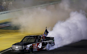 NASCAR Camping World Truck Series Ford EcoBoost 200