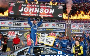 NASCAR Sprint Cup Series AAA Texas 500