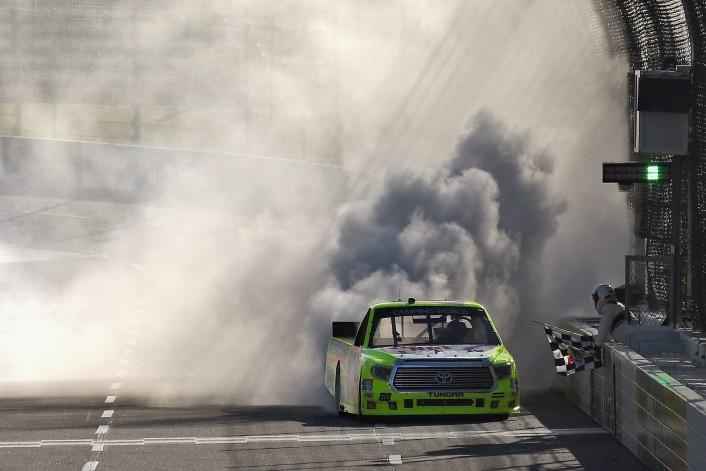 NASCAR Camping World Truck Series Kroger 200