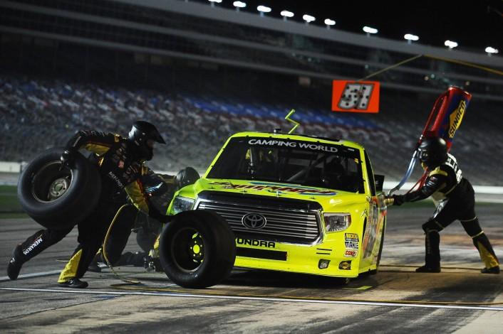 NASCAR Camping World Truck Series WinStar World Casino 350