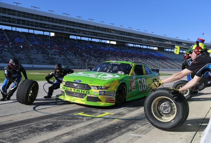 NASCAR XFINITY Series O'Reilly Auto Parts Challenge