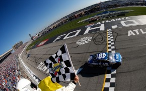 NASCAR Sprint Cup Series Folds of Honor QuikTrip 500