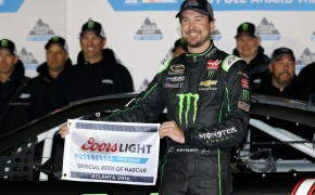 NASCAR Sprint Cup Series Folds of Honor QuikTrip 500 - Qualifying