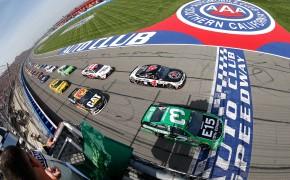 Auto Club Speedway - Auto Club 400