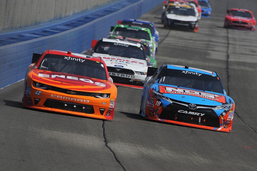 Auto Club Speedway - TreatMyClot.com 300