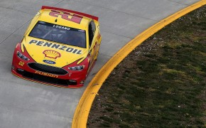 NASCAR Sprint Cup Series STP 500 - Qualifying