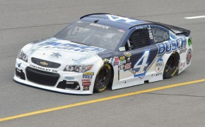 NASCAR Sprint Cup Series TOYOTA OWNERS 400 - Practice