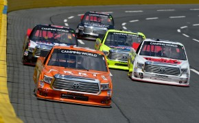 NASCAR Camping World Truck Series North Carolina Education Lottery 200