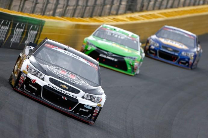 NASCAR Sprint Cup Series Coca-Cola 600