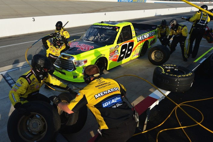 NASCAR Camping World Truck Series JACOB Companies 200