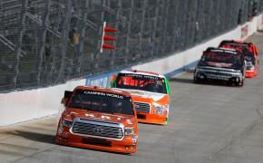 NASCAR Camping World Truck Series JACOB Companies 200