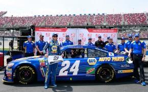 NASCAR Sprint Cup Series GEICO 500 - Qualifying