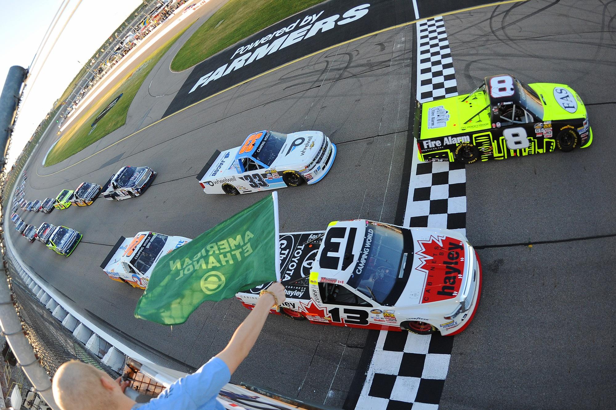 NASCAR Camping World Truck Series Speediatrics 200