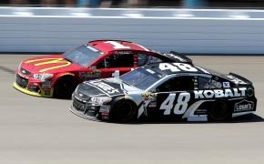 NASCAR Sprint Cup Series FireKeepers Casino 400