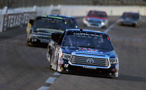 NASCAR Camping World Truck Series Rattlesnake 400