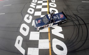 NASCAR Camping World Truck Series Pocono Mountains 150