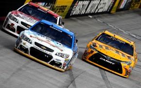 NASCAR Sprint Cup Series Bass Pro Shops NRA Night Race