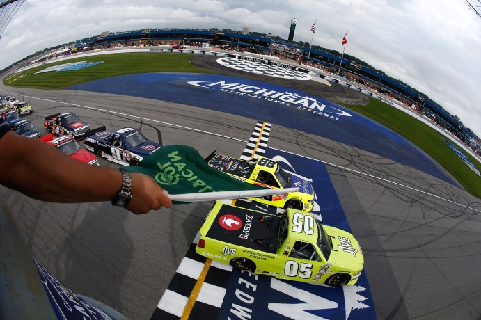 NASCAR Camping World Truck Series Careers for Veterans 200