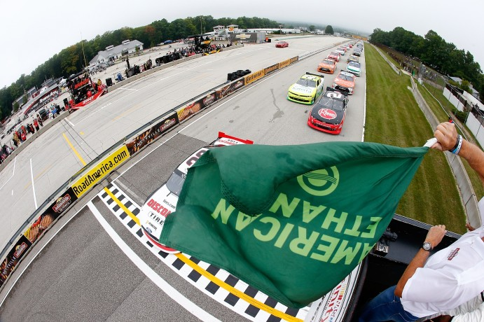 NASCAR XFINITY Series Road America 180 Fired Up By Johnsonville