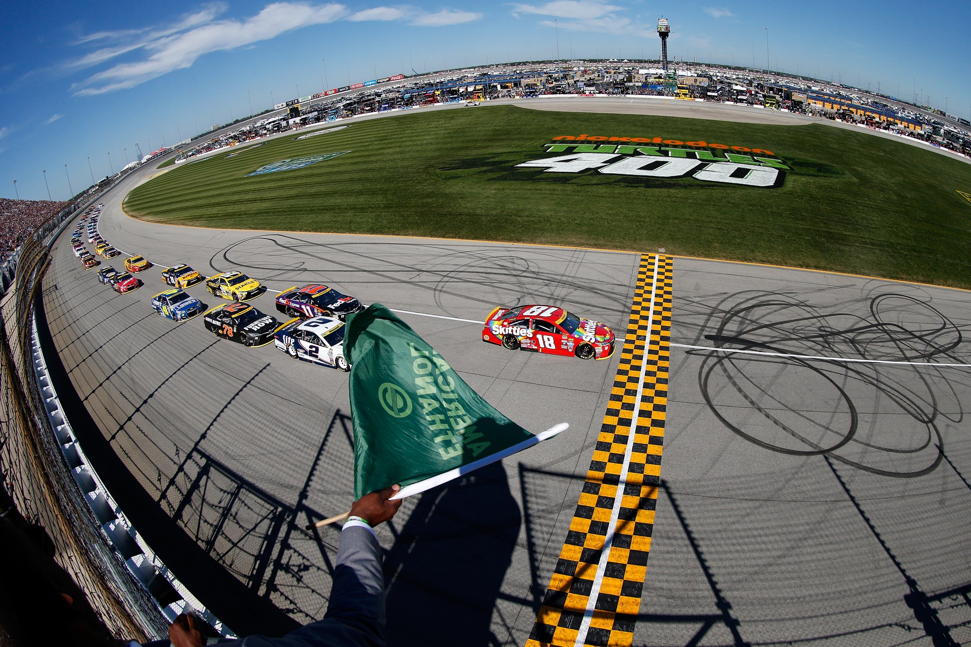 NASCAR Sprint Cup Series Teenage Mutant Ninja Turtles 400