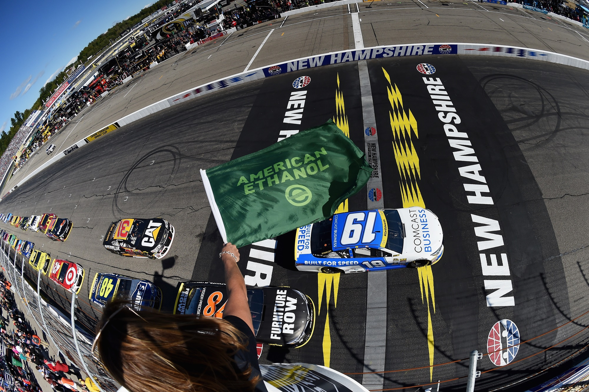 NASCAR Sprint Cup Series Bad Boy Off Road 300