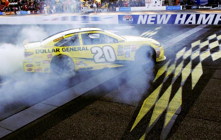 Vítěz loňského závodu SC  Matt Kenseth (fotografie: www.419sports.com)