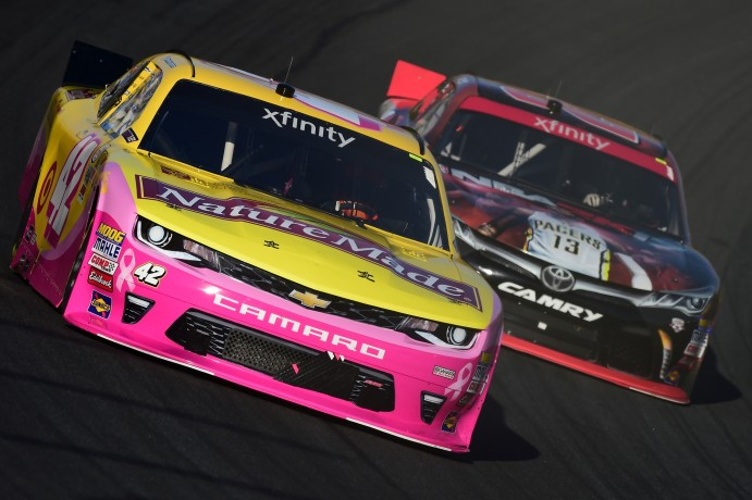 NASCAR XFINITY Series Drive For The Cure 300 Presented by Blue Cross Blue Shield of North Carolina
